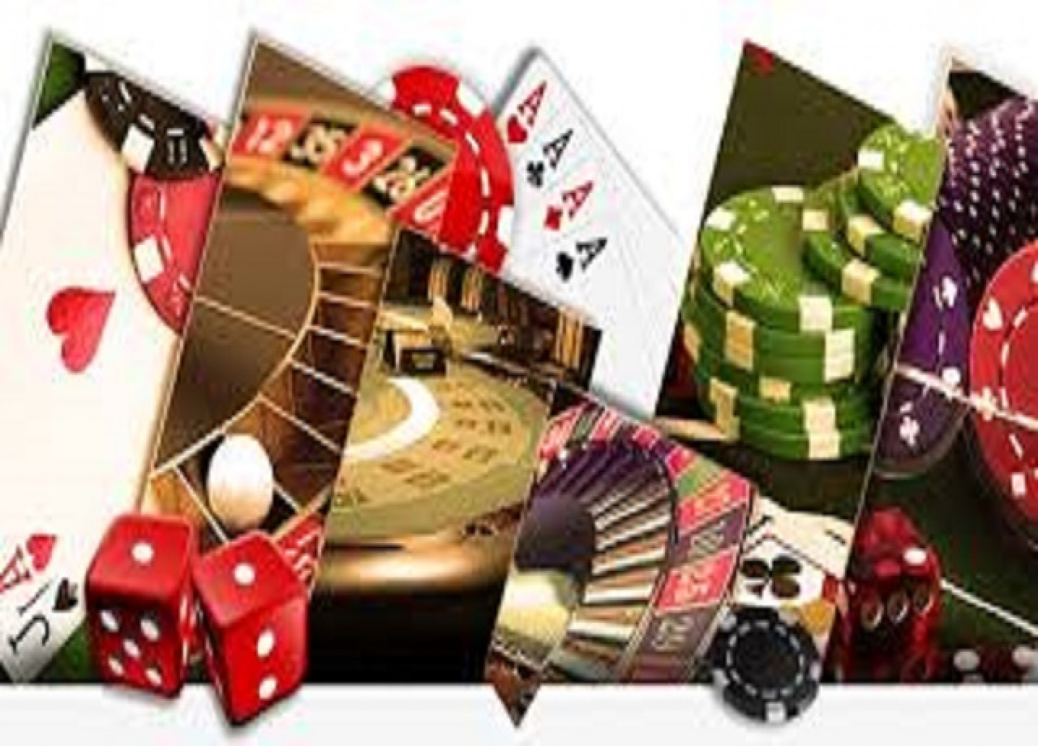 Why People Love Casino Games  Infographic