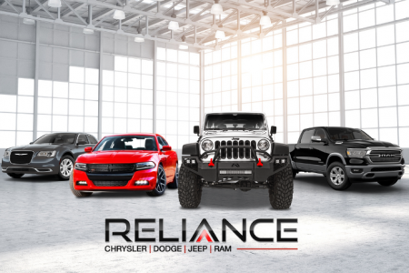 Why Reliance Chrysler Dodge Jeep Ram is the Best? Infographic