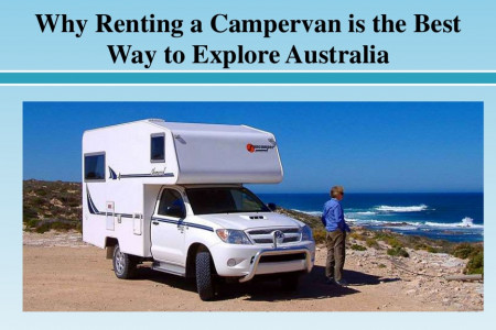 Why Renting a Campervan is the Best Way to Explore Australia Infographic