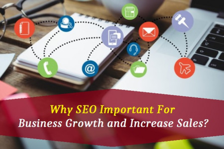 Why SEO Important For Business Growth and Increase Sales? Infographic
