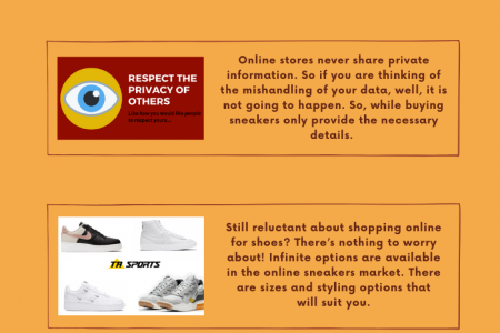 Why Should You Buy Exclusive Range Of Sneakers Online? Infographic