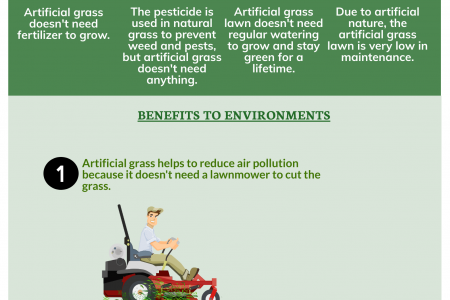 Why should you choose Artificial grass? Infographic