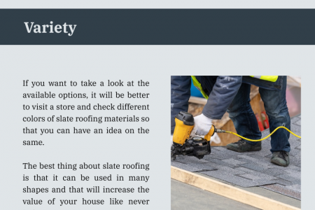 Why Should You Invest in Slate Roofing? Infographic