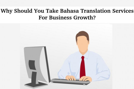 Why Should You Take Bahasa Translation Services For Business Growth? Infographic