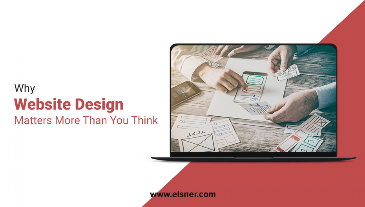 Why Website Design Matters? More Than You Think Infographic