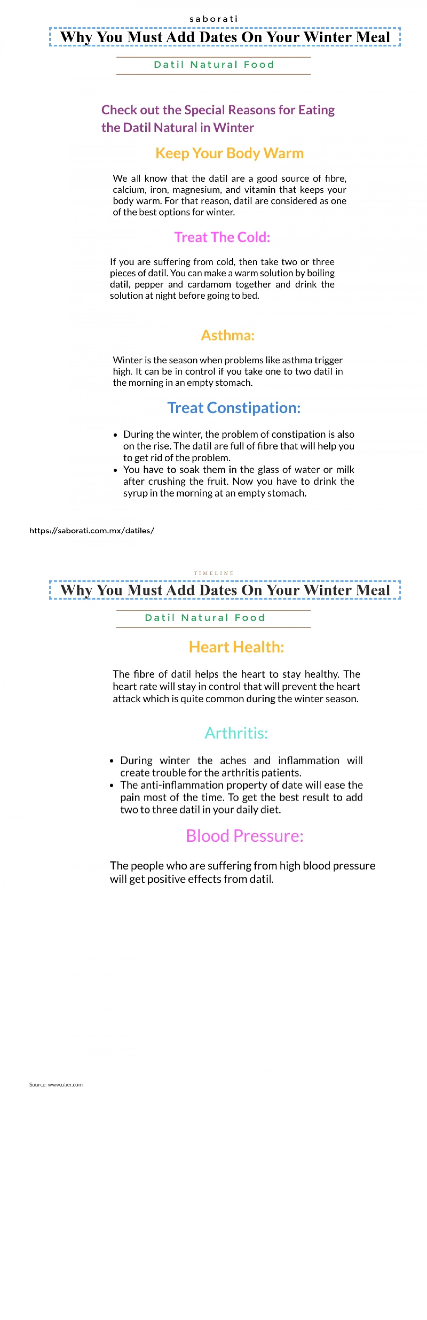Why You Must Add Datil Natural On Your Winter Meal  Infographic