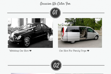 WHY you need a chauffeur car  Infographic