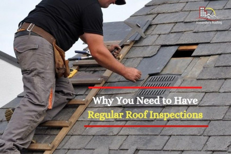 Why You Need to Have Regular Roof Inspections Infographic