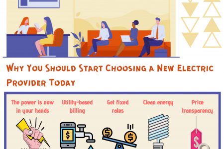 Why You Should Start Choosing a New Electric Provider Today Infographic