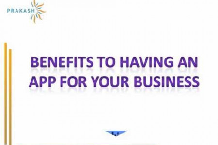 Why Your Business Needs a Mobile App Infographic