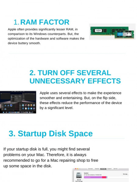 Why Your Macbook Needs a Repair? Infographic