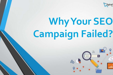 Why Your SEO Campaign Failed? Infographic