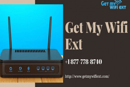 WiFi Router Setup | WiFi Extender Setup | 1-877-778-8740 Infographic