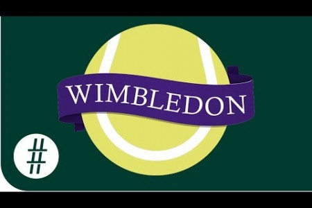 Wimbledon In Numbers  Infographic