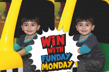 Win With Funday Monday | Fun City Infographic