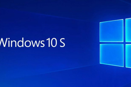 Windows 10 S : Advanced Security and Superior Performance Infographic