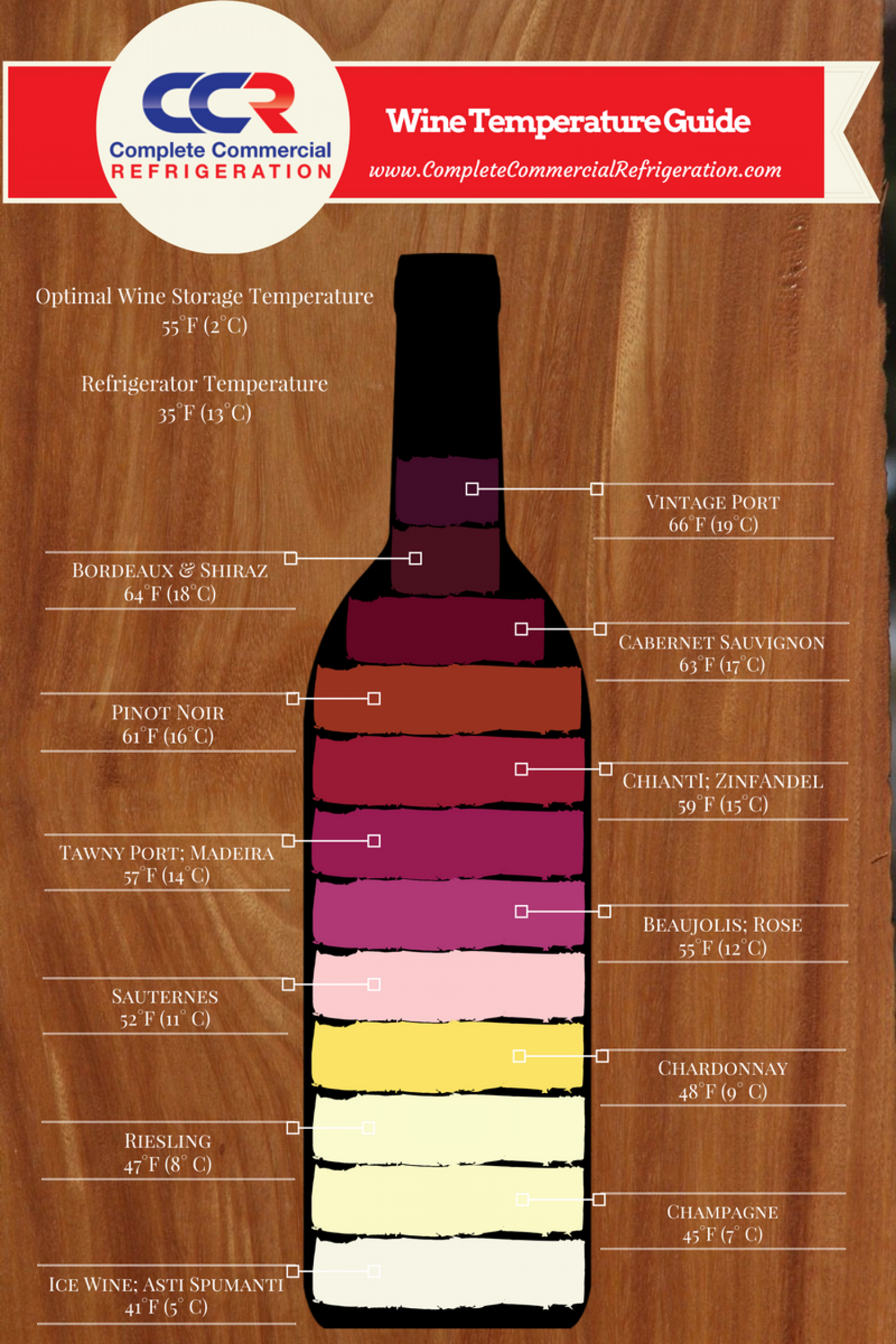 Wine Guide Infographic