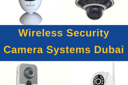 Wireless Security Camera Systems Dubai Infographic