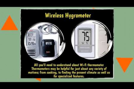 Wireless Thermometer  Infographic
