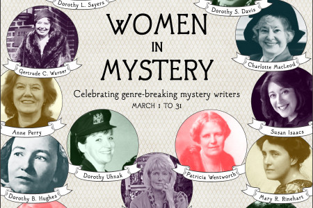 Women in Mystery Infographic