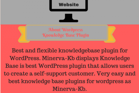 Wordpress Knowledge Base Plugin Infographic
