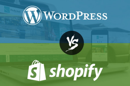 WordPress vs. Shopify: Which one is better for E-commerce Business? Infographic