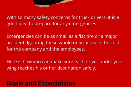 Workable Tips for a Great Truck Fleet Management Infographic