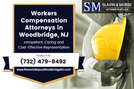 Workers compensation attorney experts in Woodbridge NJ Infographic