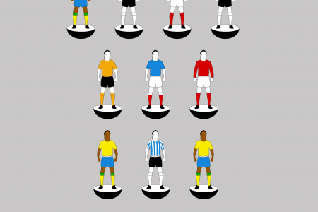 World Cup 11 Infographic