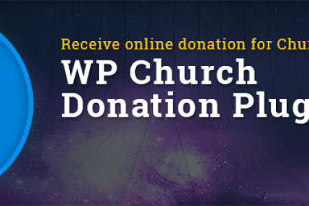 WP Church Donation Plugin Infographic