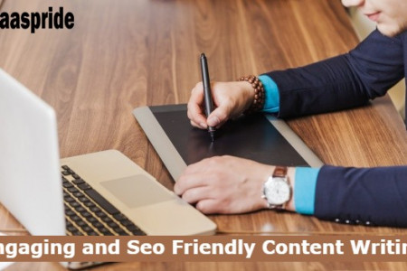 Writing Service of SEO Friendly Content and Blog Posts Infographic