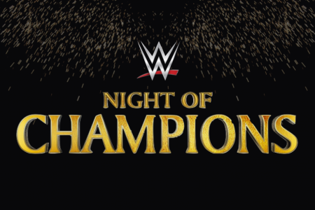 WWE Night of Champions Preview Infographic