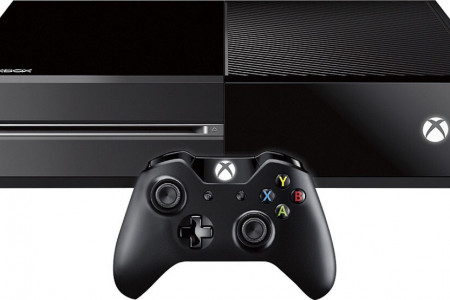 Xbox One 500 GB Black Console Infographic