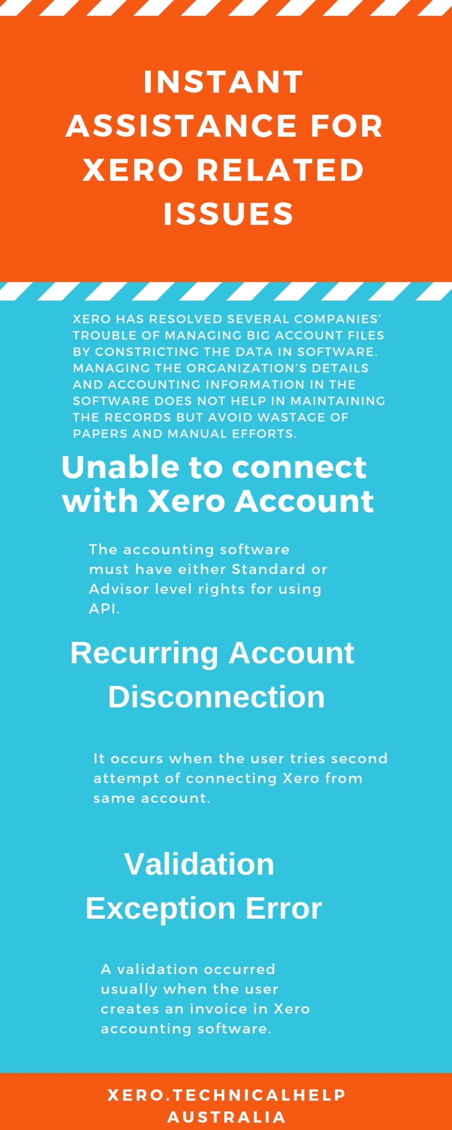 Xero Technical Support Australia dialing by – 1-800-764-852 | Xero Technical  Infographic