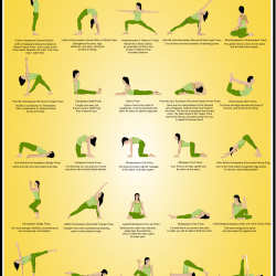 yoga for back pain  visually