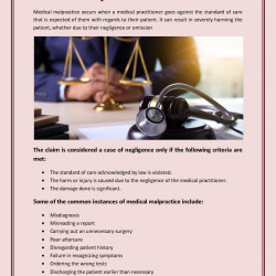 You Need to Know before Filing a Medical Malpractice Lawsuit   Visual.ly