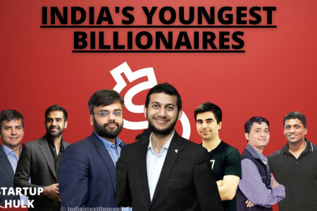 Youngest Billionaire in India – The Billionaire Infographic