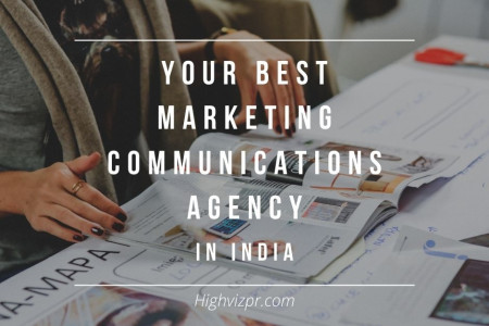 Your Best Marketing Communications Agency in India Infographic