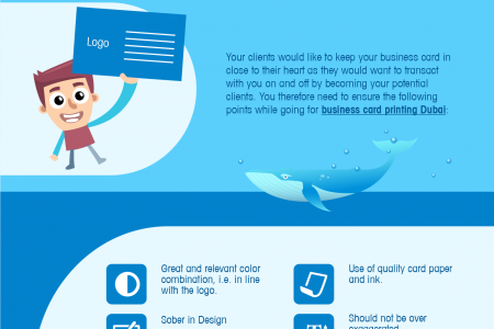 Your Business Card Can Be The Trump Card For You… Play It Smart… Infographic