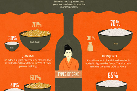 Your Complete Guide to Japanese Sake Infographic