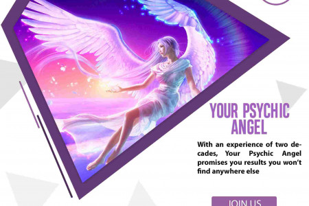 your psychic angel in mesa Infographic