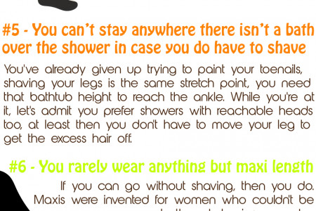 You've lost that shaving feeling Infographic