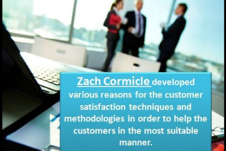 Zach Cormicle Infographic