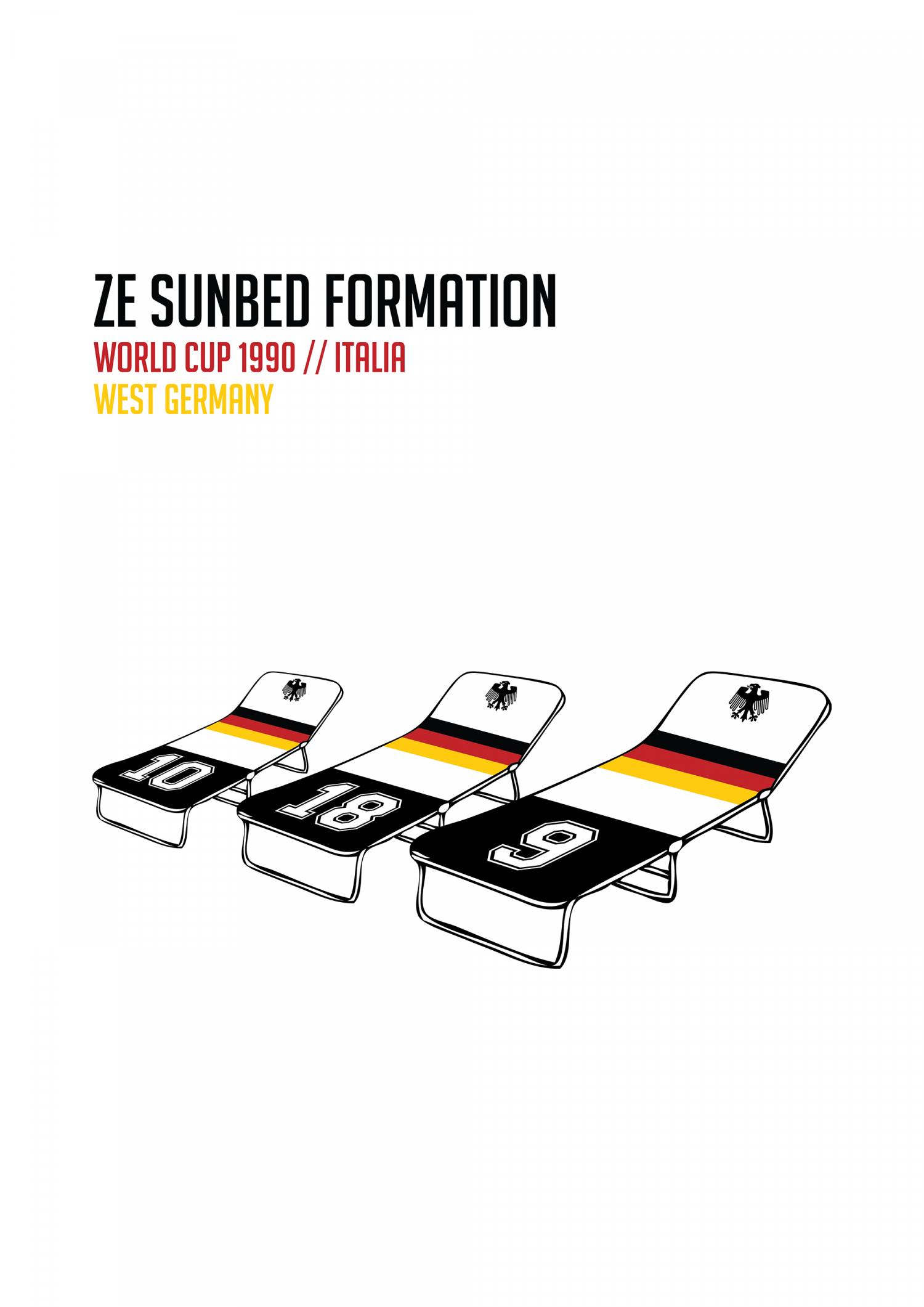 Ze Sunbed Formation Infographic