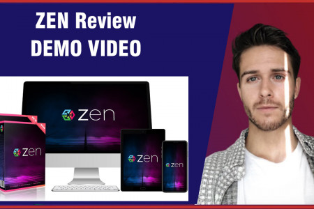 ZEN Review - The Most Powerful Instagram Traffic App Period! Infographic