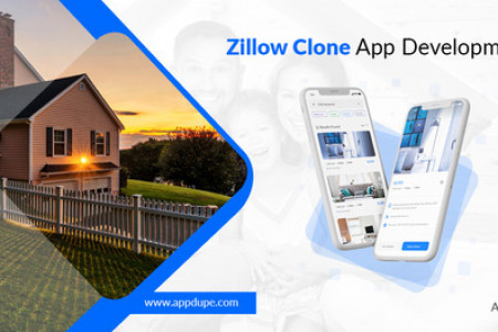 Zillow Clone App Infographic